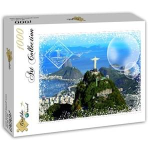 "Grafika (T-00228) - ""Brazil"" - 1000 piezas"