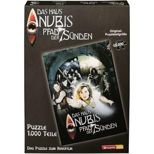 """Studio 100 (56024) - """"The Anubis House"""" - 1000 piezas"""