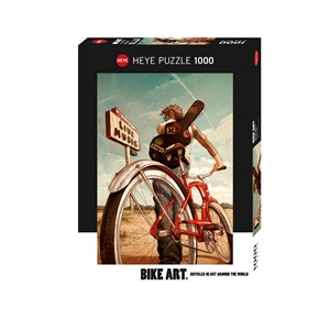 """Heye (29813) - Rory Kurtz: """"Music Ride"""" - 1000 piezas"""