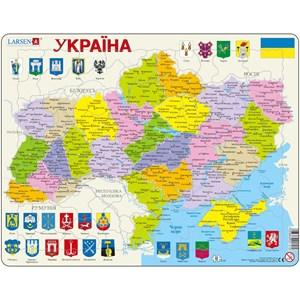 "Larsen (K57-UA) - ""Ukraine Political - UA"" - 82 piezas"