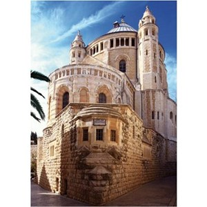 "D-Toys (64288-FP09) - ""Jerusalem, Israel"" - 1000 piezas"