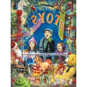 "SunsOut (16992) - Jack Sorenson: ""Christmas Wonder"" - 300 piezas"