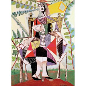 "Puzzle Michele Wilson (A920-150) - Pablo Picasso: ""Woman in the Garden"" - 150 piezas"