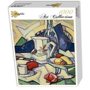 "Grafika (01175) - Samuel John Peploe: ""Still Life, 1913"" - 1000 piezas"