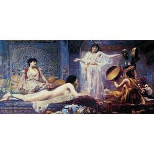 "Art Puzzle (71022) - Paul Leroy: ""Arab Dance"" - 1000 piezas"