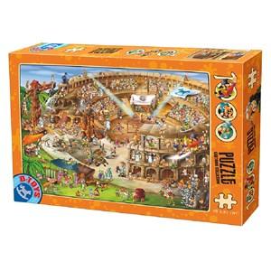 """D-Toys (61218-CC10) - """"Colosseum, Rome"""" - 1000 piezas"""