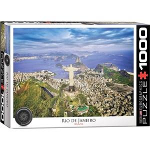 """Eurographics (6000-0945) - """"Rio de Janeiro"""" - 1000 piezas"""
