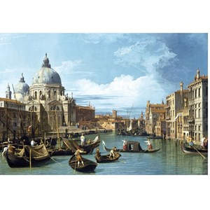 "Puzzle Michele Wilson (A496-750) - Canaletto: ""Canaletto"" - 750 piezas"