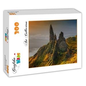 """Grafika Kids (00645) - """"Skye Island, Scotland"""" - 300 piezas"""