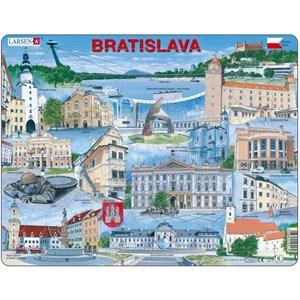 """Larsen (KH17-SL) - """"Bratislava - SL"""" - 65 piezas"""