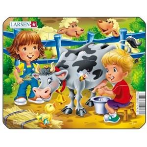 "Larsen (Z11-4) - ""Cow"" - 9 piezas"