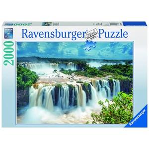 """Ravensburger (16607) - """"Iguazu Falls, Brazil"""" - 2000 piezas"""