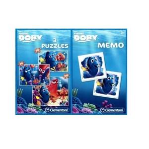 """Clementoni (07811) - """"Dory + Memo - Nemo"""" - 20 100 piezas"""