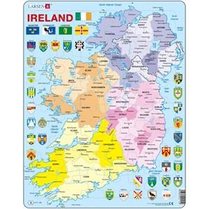"Larsen (K15) - ""Ireland Political"" - 48 piezas"