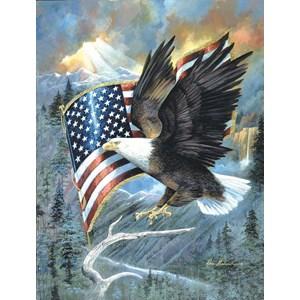 """SunsOut (CL59012) - Ruane Manning: """"American Eagle"""" - 500 piezas"""