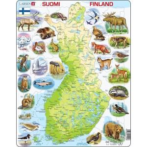 "Larsen (K75) - ""Finland Physical With Animals"" - 78 piezas"