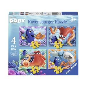 """Ravensburger (07399) - """"Dorie"""" - 12 16 20 24 piezas"""