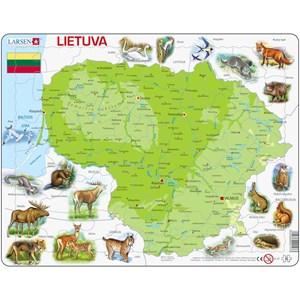 "Larsen (K47-LT) - ""Lithuania - LT"" - 60 piezas"