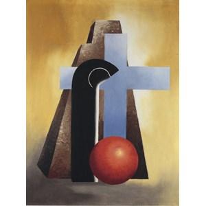 """Grafika (00578) - Luigi Colombo: """"L'Adorazione, 1931"""" - 2000 piezas"""