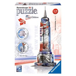"Ravensburger (12583) - ""Empire State Building"" - 216 piezas"