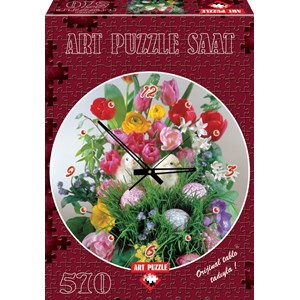 "Art Puzzle (4290) - ""You Know I Love You"" - 570 piezas"