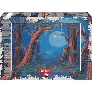 "Art Puzzle (61020) - Ahmet Yesil: ""My Childhood"" - 1000 piezas"