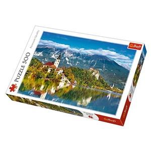 "Trefl (37259) - ""Bled, Slovenia"" - 500 piezas"