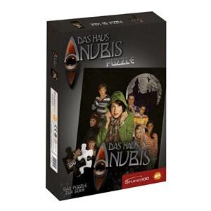 """Studio 100 (23118) - """"The Anubis House"""" - 150 piezas"""