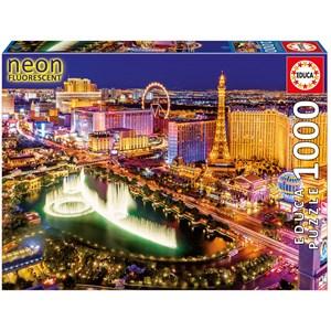 """Educa (16761) - """"Las Vegas"""" - 1000 piezas"""