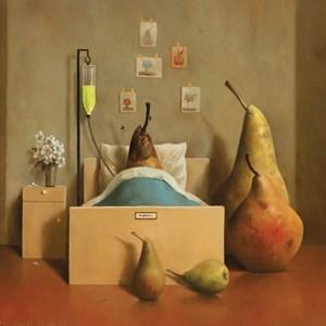 "PuzzelMan (461) - Marius van Dokkum: ""I feel bad!"" - 210 piezas"