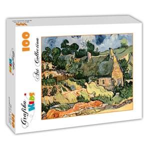 "Grafika Kids (00009) - Vincent van Gogh: ""Vincent Van Gogh, 1890"" - 100 piezas"