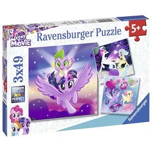 "Ravensburger (08027) - ""My Little Poney"" - 49 piezas"