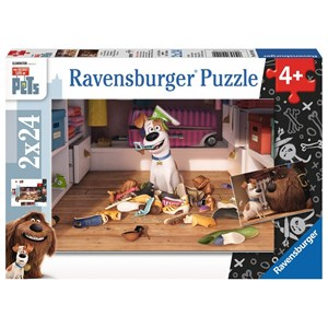 "Ravensburger (09110) - ""The Secret Life of Pets"" - 24 piezas"
