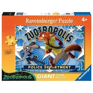 "Ravensburger (05474) - ""Judy & Nick"" - 60 piezas"