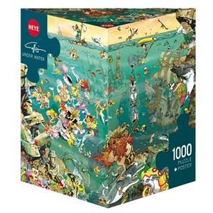"Heye (29694) - Giuseppe Calligaro: ""Under Water"" - 1000 piezas"