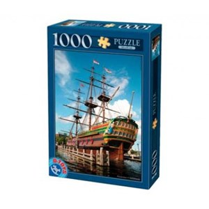"D-Toys (64288-FP04) - ""Amsterdam, Netherlands"" - 1000 piezas"