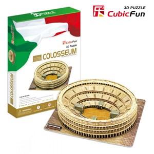 "Cubic Fun (MC055H) - ""Italy, Rome, The Coliseum"" - 84 piezas"