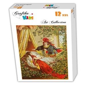 """Grafika Kids (00116) - Carl Offterdinger: """"Sleeping Beauty"""" - 12 piezas"""