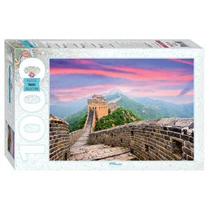 "Step Puzzle (79118) - ""Great Wall of China"" - 1000 piezas"