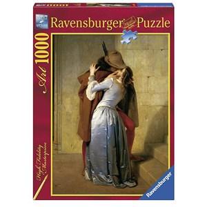 """Ravensburger (15405) - Francesco Hayez: """"The Kiss"""" - 1000 piezas"""