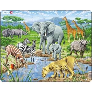 """Larsen (FH9) - """"African Savannah"""" - 65 piezas"""