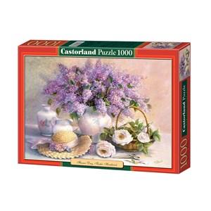 """Castorland (C-102006) - Hardwick Trisha: """"Flower Day"""" - 1000 piezas"""
