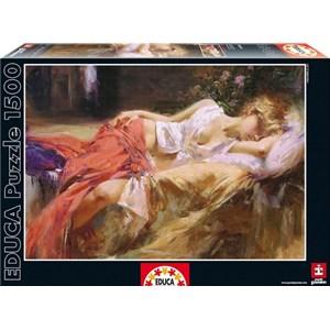 "Educa (15810) - Pino Daeni: ""Day Deam"" - 1500 piezas"