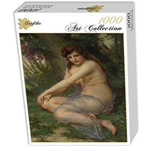 """Grafika (00202) - Guillaume Seignac: """"La Nymphe de la Forêt"""" - 1000 piezas"""