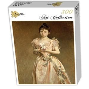 """Grafika (02068) - John Singer Sargent: """"Miss Grace Woodhouse, 1890"""" - 300 piezas"""