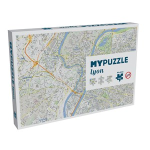 "Mypuzzle (99646) - ""Lyon"" - 1000 piezas"