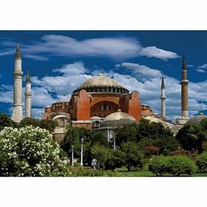 "D-Toys (50328-AB04) - ""Hagia Sophia, Istanbul, Turkey"" - 500 piezas"