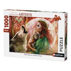 "Nathan (87468) - Andrew Farley: ""Full Moon"" - 1000 piezas"
