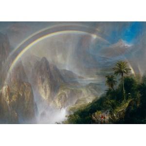 "Grafika (00239) - Fredric Church: ""Rainy Season in the Tropics"" - 1000 piezas"
