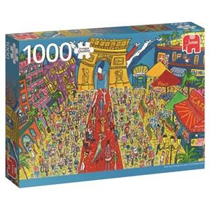 "Jumbo (18564) - ""Triumphal Arch, Paris"" - 1000 piezas"